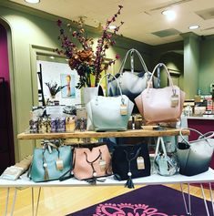 We are very excited about these bags from @pixiemood It's looking more and more like spring with these pretty pastel colors! #newbag #springiscoming #lookslikespring #itsgonnasnowbutitisspringinside #ineedanewbag #shopsmall #barringtonil