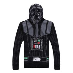 d6fc4bd27e Cheap hoodie star wars, Buy Quality winter hoodie directly from China mens  clothing Suppliers: Winter Hoodies Star Wars Darth Vader Cosplay Costume  Men's ...
