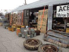 Nashville Flea Market / (c) Unskinny Boppy / Flickr
