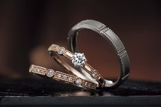RANUNCULUS | 婚約指輪・結婚指輪のアンティークブランド - シェールラブ