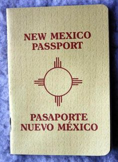 """People thinking you're from Mexico. Some people hear """"New Mexico"""" and seem to forget about the """"New"""" part. Then you have to explain that, yes, New Mexico is part of the United States. We're right there between Arizona and Texas. No, you don't need a passport to come here. New Mexico Magazine even has a regular feature called """"One of Our 50 is Missing."""""""