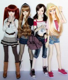 4girls - BJD <3