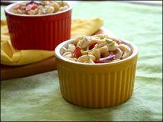 Creamy Dreamy Macaroni Salad     Hungry Girl     300 Under 300    3 WWP+
