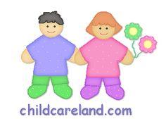 childcareland.com - Early actividades de aprendizaje para Pre-K y Kindergarten