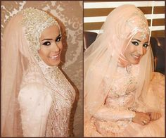 100+ Muslim Wedding Dresses