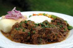 seco de borrego ecuadorian lamb stew