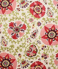 Pindler & Pindler Saltillo Orchid - $38.95 | onlinefabricstore.net