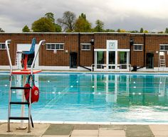 Brockwell Park Lido by Ben Tilley, via Flickr.i was always using this pool as a kid