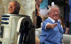 El antes y el después de 10 actores de la saga Star Wars. 38 años no pasan en…