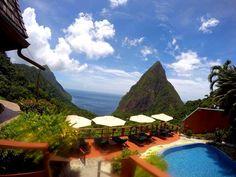 Welcome to beautiful #LaderaResort #Dasheene restaurant @Ladera Resort Resort #Soufriere #StLucia #GrosPiton #PetitPiton #GoPro #GoProTravel #GoProStLucia #SummerVibes #WorldTraveler #Adventure #JetSetter #WorkHardTravelHarder #Caribbean #Paradise #LaDeraResort #Volcano ✔️Complementary Travel Planning Contact Jennifer at: lifesatriptravelinc@ gmail .com (815)210-7596 www.facebook.com/lifesatriptravel13 #LifesATripTravel #Travel #Traveler #Travel