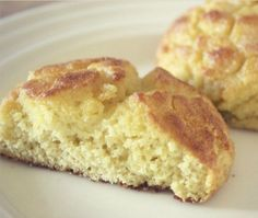 Coconut Flour Biscuits (Dairy & Gluten-Free) – these were compared to kfc biscuits. Coconut Flour Biscuits (Dairy & Gluten-Free) – these were compared to kfc biscuits. Dairy Free Recipes, Paleo Recipes, Low Carb Recipes, Real Food Recipes, Cooking Recipes, Bread Recipes, Anti Candida Recipes, Milk Recipes, Cooking Food