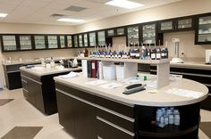 Winslette Pharmacy Compounding Room by Brooks Building Group on Flickr