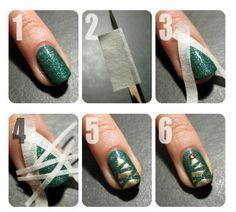 パターンは5つ!セルフネイルを簡単にランクアップする方法&デザイン特集♡ (2ページ目) MERY [メリー]