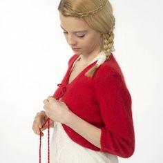 1fbb092e9a8239 Brautjacke I Braut Bolero I Damen Bolero I knitted couture I Bolero