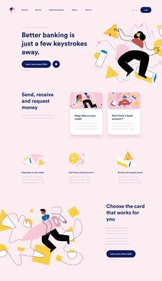 Homepage Design, Ui Ux Design, Interface Design, Logo Design, Landing Page Inspiration, Website Design Inspiration, Web Layout, Layout Design, Food Web Design