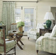 GARDEN GREEN - Mark D. Sikes: Chic People, Glamorous Places, Stylish Things