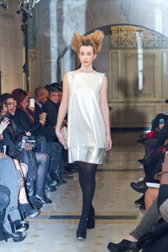 """Ylan Anoufa """"Atmosphere"""" Couture Spring 2013 Collection"""