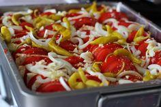 Heißer Salat vom Grill, Smoker oder aus dem Backofen #Grillen #BBQ #Grillbeilage