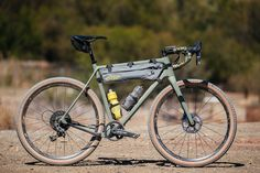 Raoul's Karoobaix OD Green OPEN UP | The Radavist