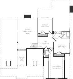 Stewarts landing southern living house plans pinterest for Southern living house plans with keeping rooms