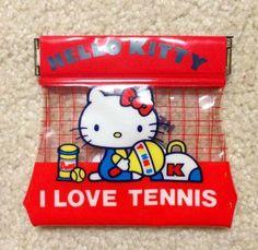Hello kitty coin purse 1976