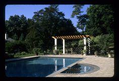 Knapp & Associates, landscape architecture, landscape design, Pergola