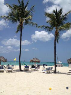 Cable Beach at The Melia Resort, Nassau