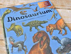 Anything and Everything Dinosaurs! Dinosaurium {Book Review} | Our Everyday Harvest - Sharing Life's Blessings Through Tales of Faith and Family