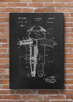 Space Suit Patent NASA Print Space Wall Art Patent by dalumna