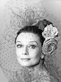 Rare Audrey Hepburn — Audrey Hepburn photographed by Sergio Strizzi for...