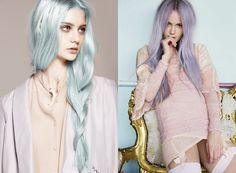 5 tips if you're a pastel hair virgin - Little Black Book