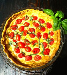 If you have been blessed with an abundance of cherry tomatoes and basil from your garden this summer, I have a delicious, quick and easy recipe for Cherry Tomato Pie that you will love. No garden, …