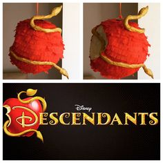 Descendants piñata