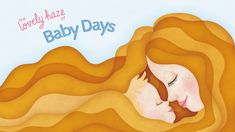 The Lovely Haze of Baby Days Rock You Baby, Tough Day, Twin Girls, Sleepless Nights, Knock Knock, Denmark, Baby Shower Gifts, Mothers, Baby Shower Favors