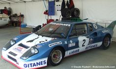 Ligier JS2 - Maserati