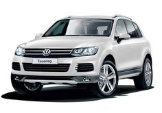VW Toureg - My near future car