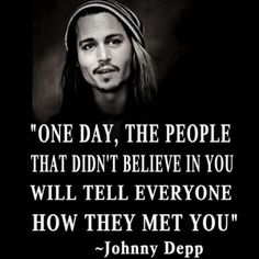 Inspirational Johnny Depp Quotes Sayings On Love And Life
