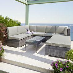Loungemöbel Set Malibu Jetzt Bei Wayfair.de Finden. Entdecken Sie Garten  Passend Zu Ihrem Stil Und Budget, Versandkostenfrei Ab 30 U20ac.