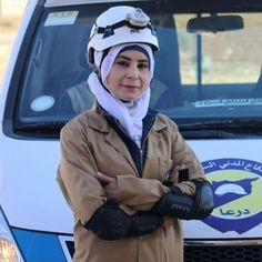​Syria heroes The White Helmets win Good Housekeeping Women of the Year award