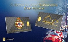 """LIMITED EDITION - COLLECTOR KARATBAR The Automobile Club de Monaco, or short ACM, is Monaco's certainly best known motor sports club, which was originally founded as a local bicycle organization in 1890. The club began to incorporate car drivers in 1907 and was renamed the """"Sport Automobile Velocipedique Monegasque"""" (SAVM) before receiving its definitive designation in 1925. Nowadays the club is mainly known to us as the organizer of the Monaco Grand Prix and the Monte Carlo Rally. As fans…"""