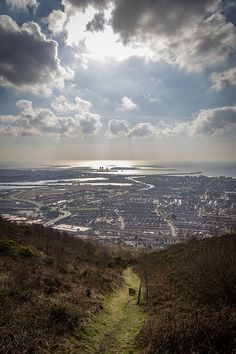 From the Mountain to the Sea - Port Talbot.