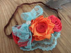 Hey, I found this really awesome Etsy listing at https://www.etsy.com/listing/81545150/fabric-flower-headband-tutorial-no-sew