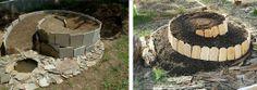 Ďalšie tipy pre bylinkovú špirálu do záhrady na webe.