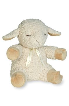 Cloud B 'Sleep Sheep' Stuffed Animal–– cuddly stuffed sheep lulls little ones to sleep with four southing sounds