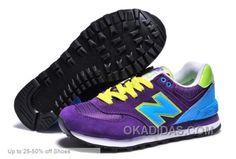 http://www.okadidas.com/new-balance-women-574-casual-shoes-purple-blue-free-shipping.html NEW BALANCE WOMEN 574 CASUAL SHOES PURPLE BLUE FREE SHIPPING : $73.00