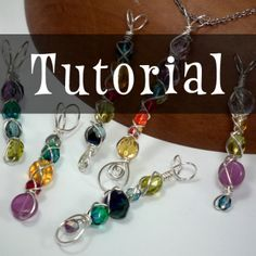 Simple Steps of Light Pendant | Jewelry |  YouCanMakeThis.com