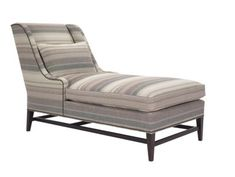 Solenne Chaise from the Atelier collection by Hickory Chair Furniture Co.