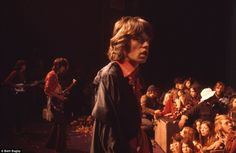 The deaths wouldn't have happened if it weren't for Mick Jagger's (pictured above at the c...