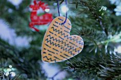 Easy white clay Christmas decorations, and they are easy too, and fun! You can find the recipe below. We loved making these Christmas decorations. Adam loved playing with the clay like it was playdough. We had a mixture of decorations, some were painted, some had glitter and others we created patterns with sharpie pens. I …