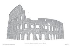 Colosseo poster, full view